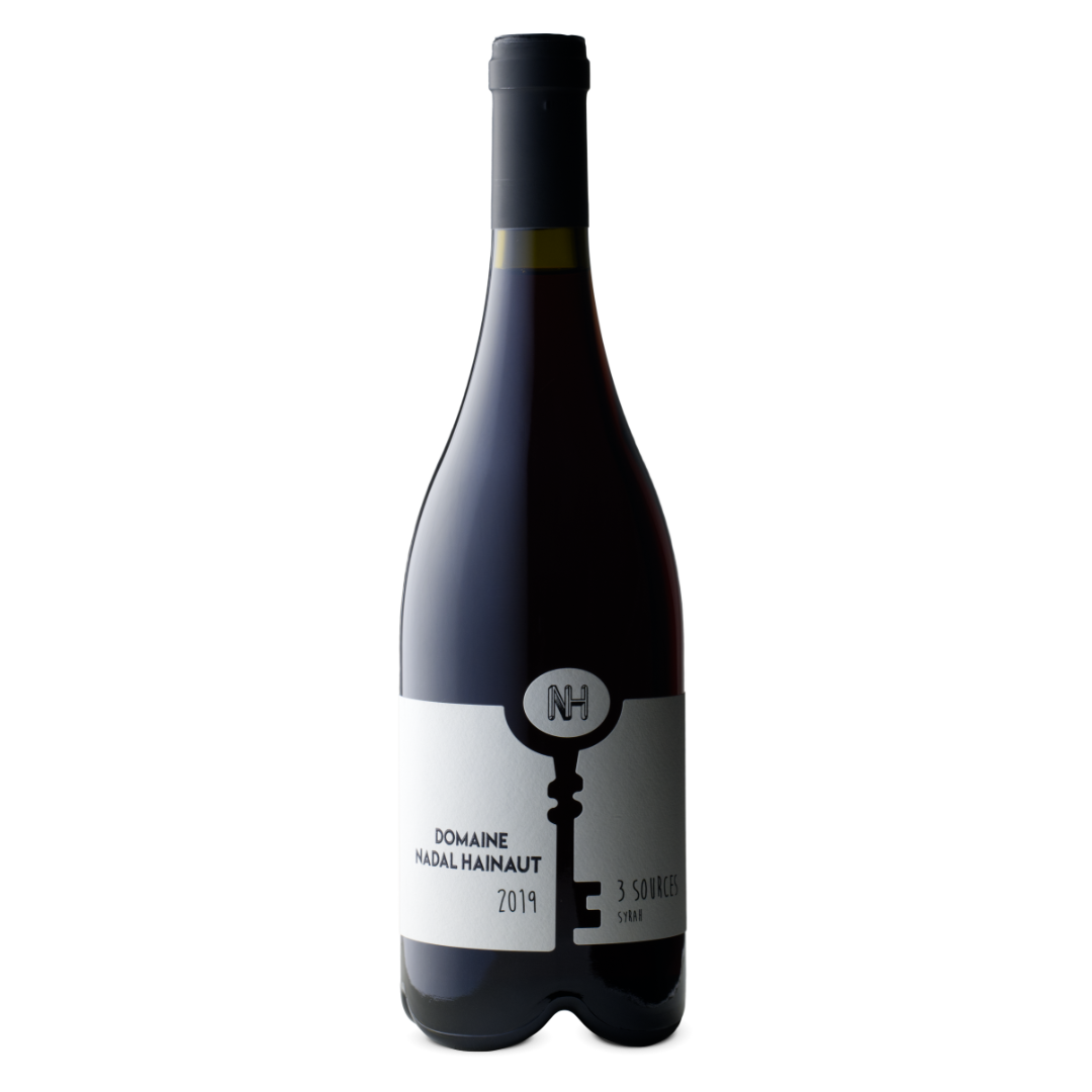 vin rouge syrah 3 source bio nomaine nadal hainaut