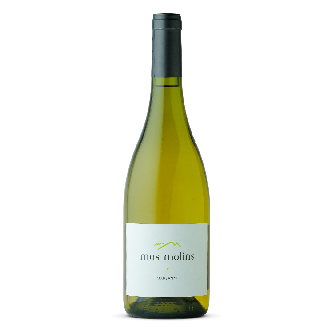 vin blanc marsanne mas molins