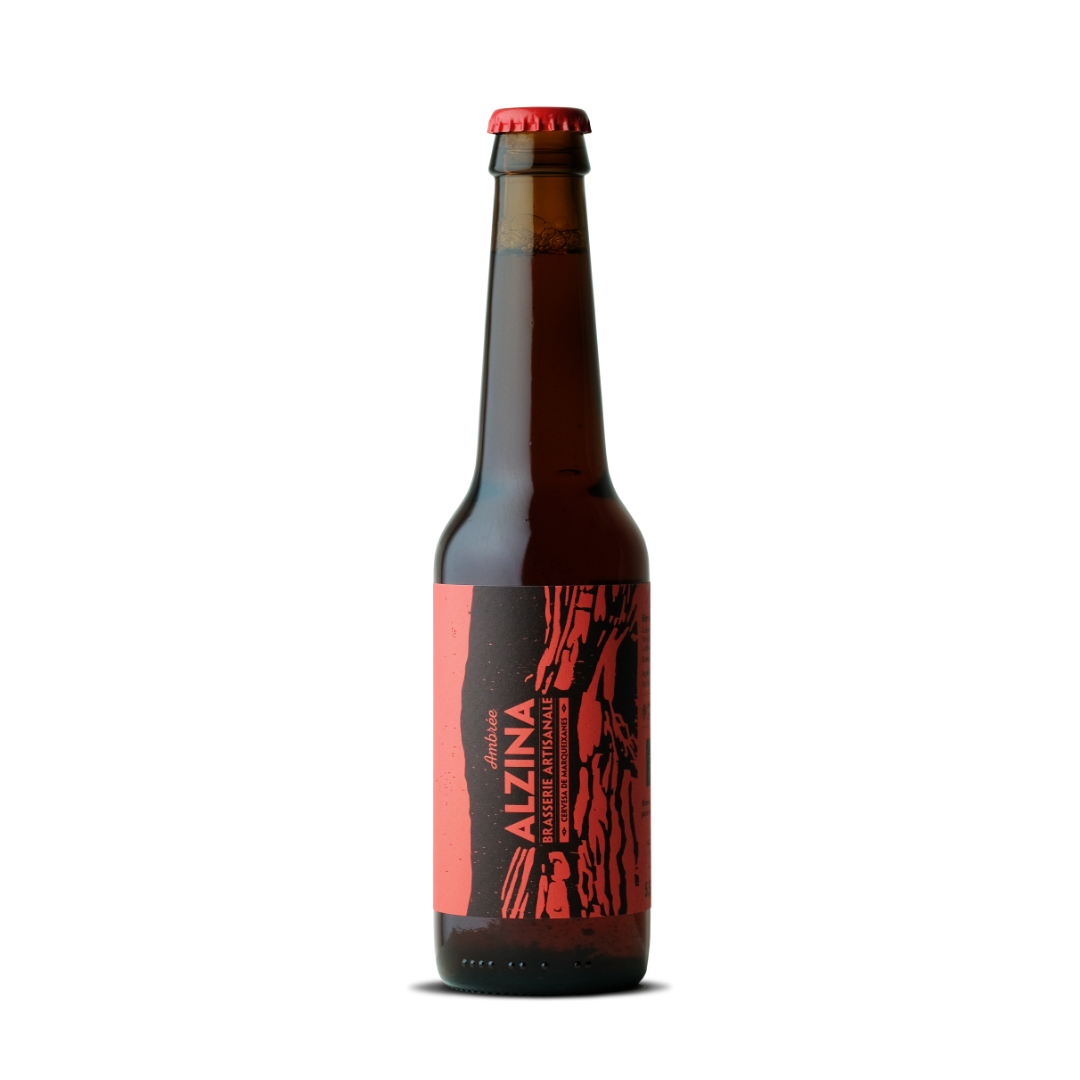 biere ambree Alzina brasserie artisanale