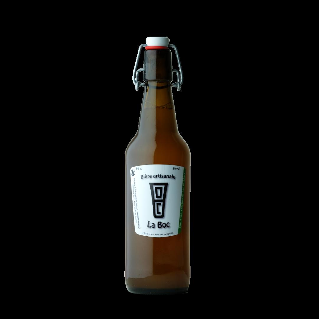 biere blanche la boc biere artisanale