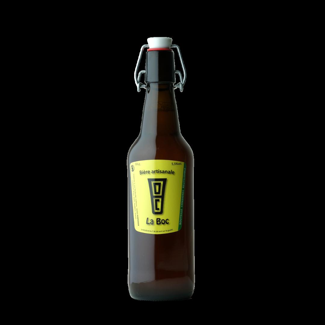 biere blonde la boc biere artisanale