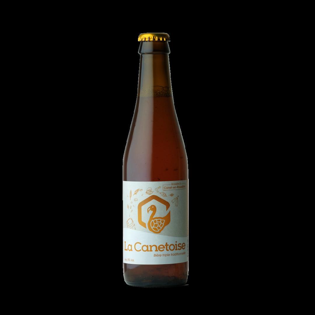 biere triple traditionnelle La Canetoise