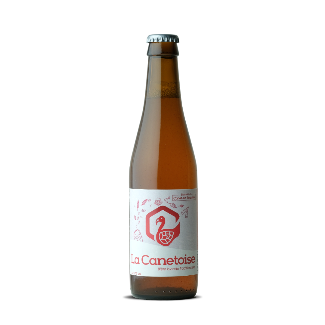 biere blonde traditionnelle la canetoise