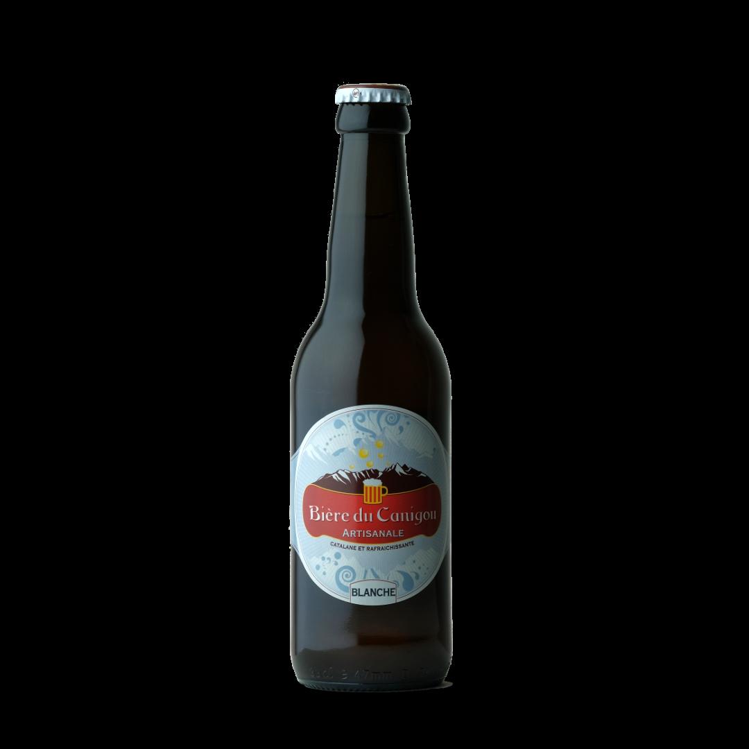 biere blanche biere du canigou artisanale
