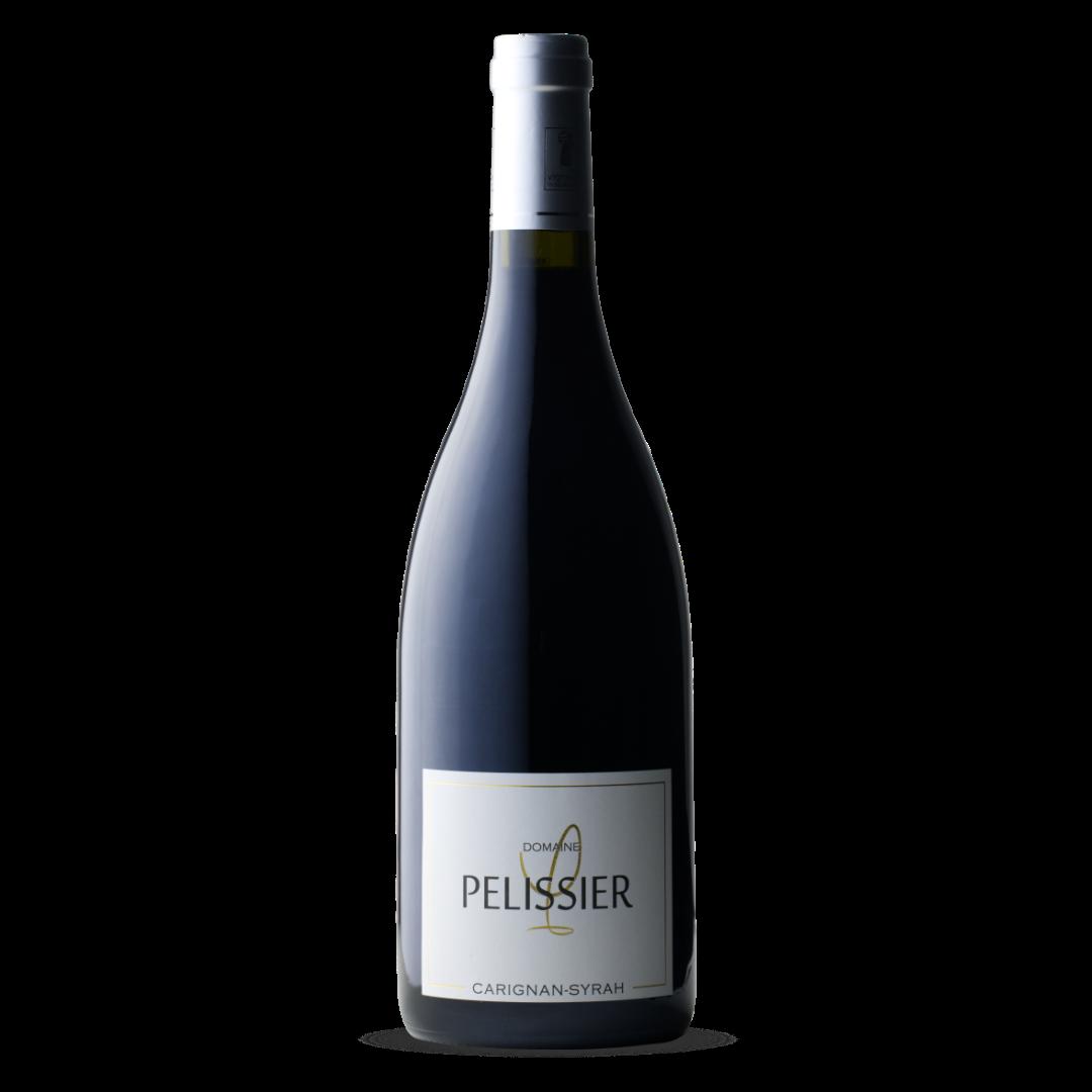 vin rouge carignan syrah domaine pelissier