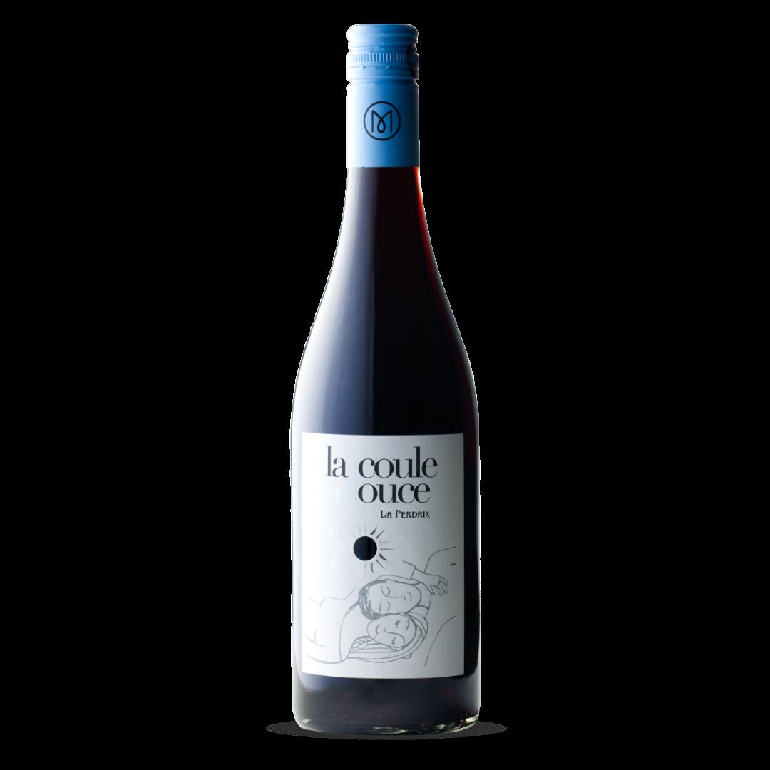 vin rouge la coule douce domaine de la perdrix