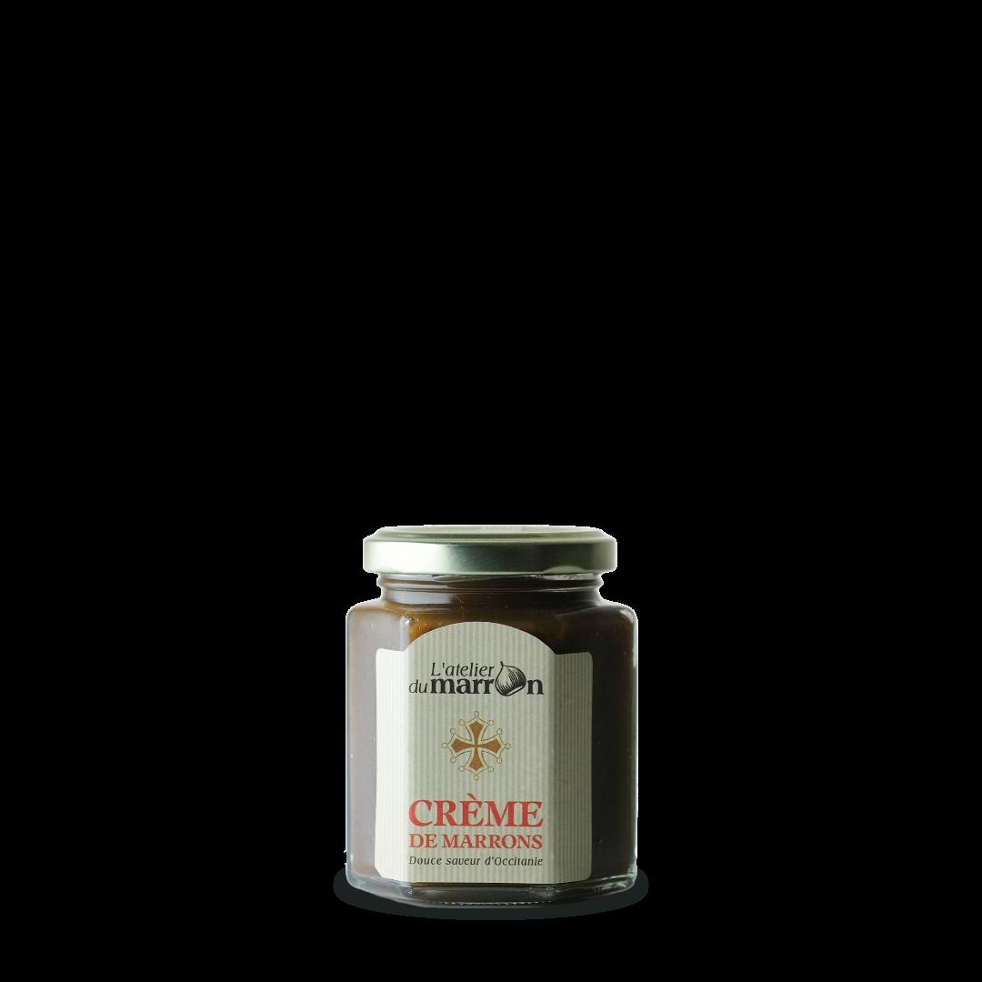 Pot crème de marron 220g