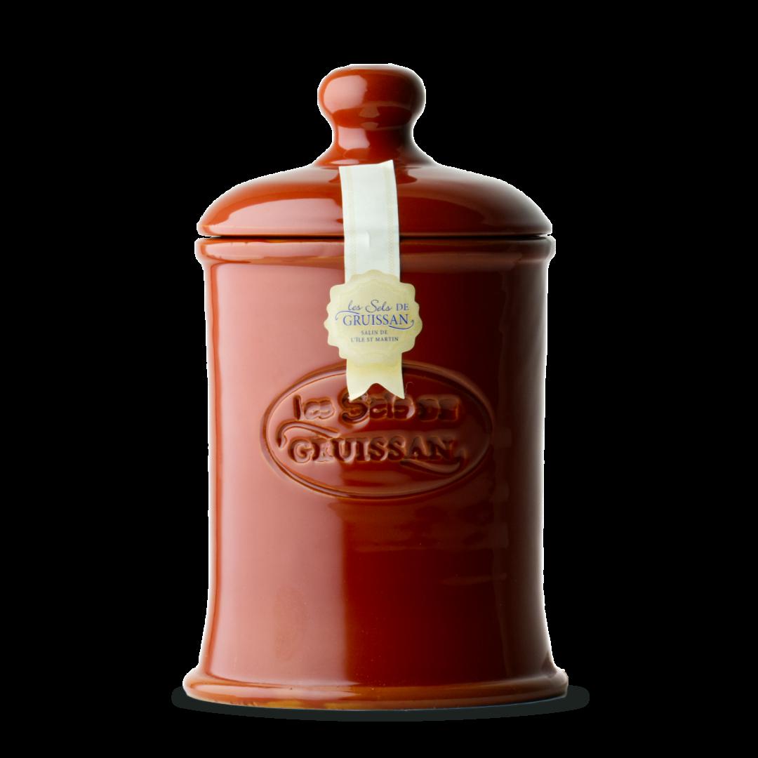 les sels de gruissan rouge