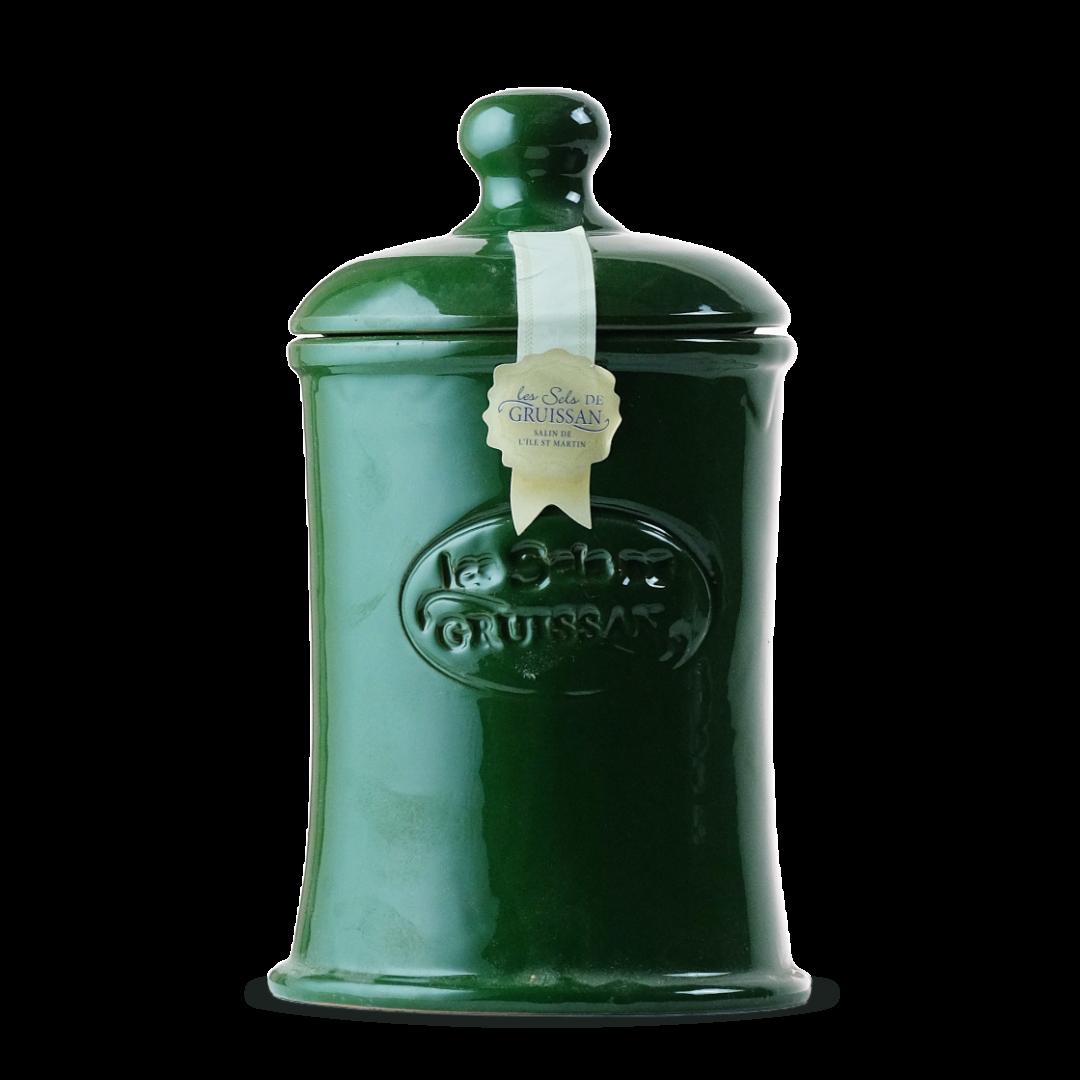 les sels de gruissan vert