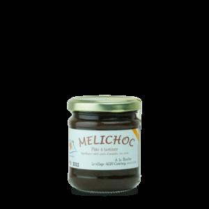 melichoc pate a tartiner miel purée d'amande a la ruche
