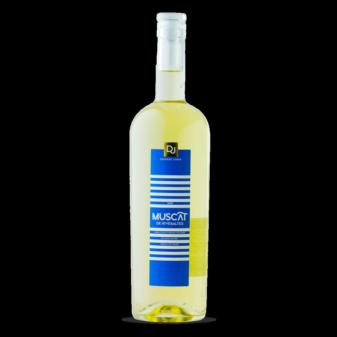 vin doux naturel muscat de rivesaltes AOP domaine deprade jorda