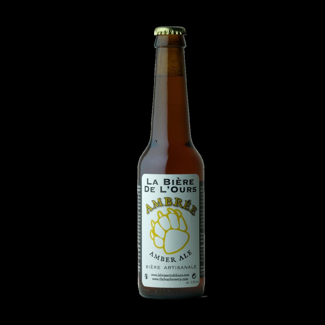 biere ambree aber ale la biere de l'ours biere artisanale