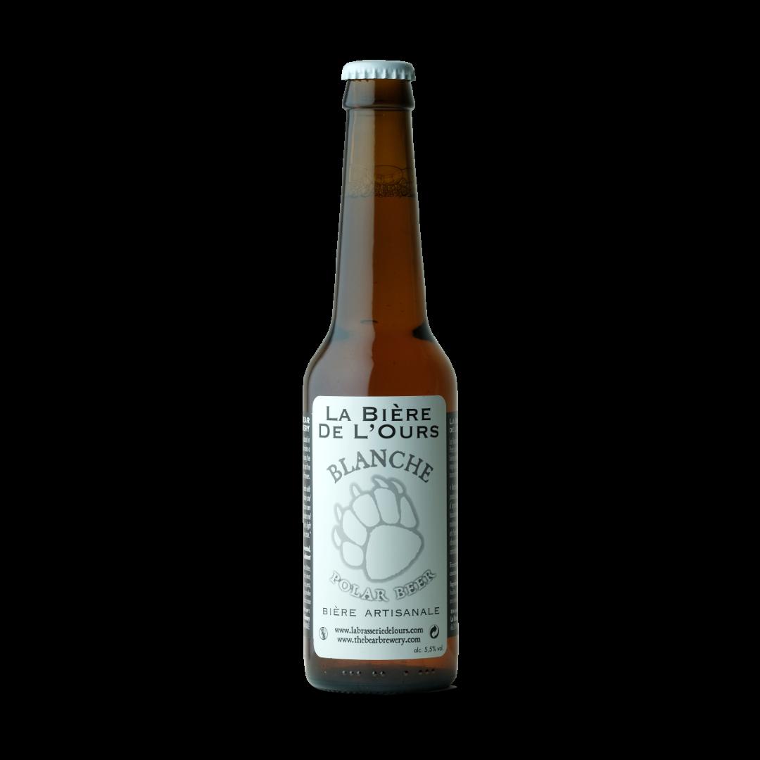 biere blanche polar beer la biere de l'ours biere artisanale