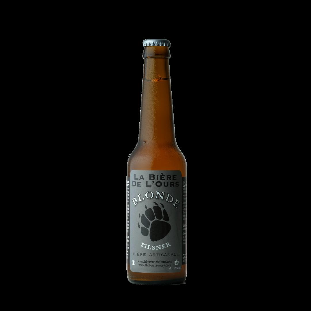 biere blonde pilsner la biere de l'ours biere artisanale