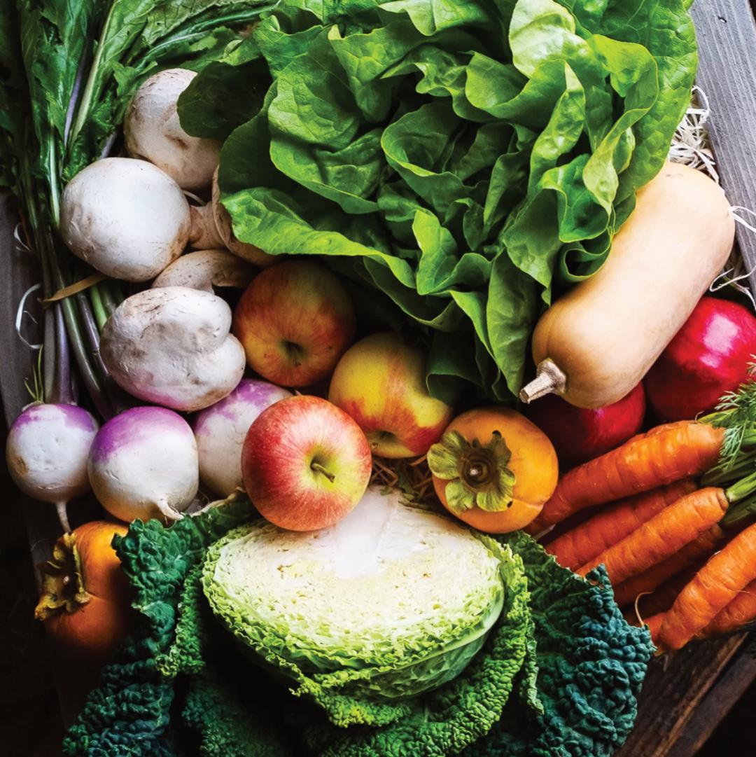image de fruits et légumes du paniers de la semaine produits de producteurs