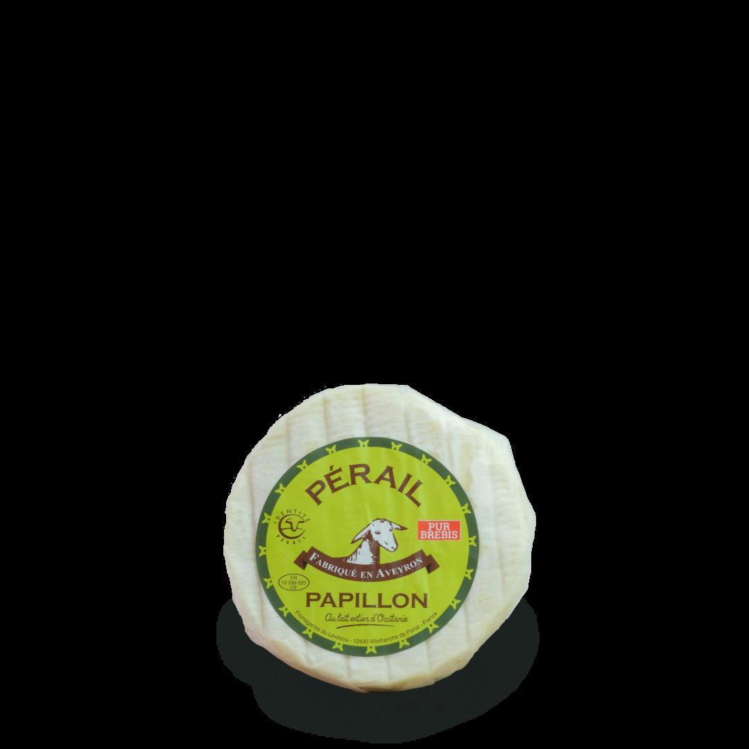 fromage papillon pérail