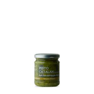 pesto catalan aux amandes fabrication artisanale