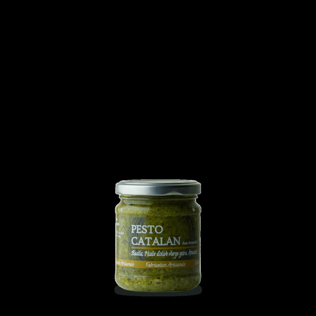 pesto catalan aux amandes fabrication artisanale
