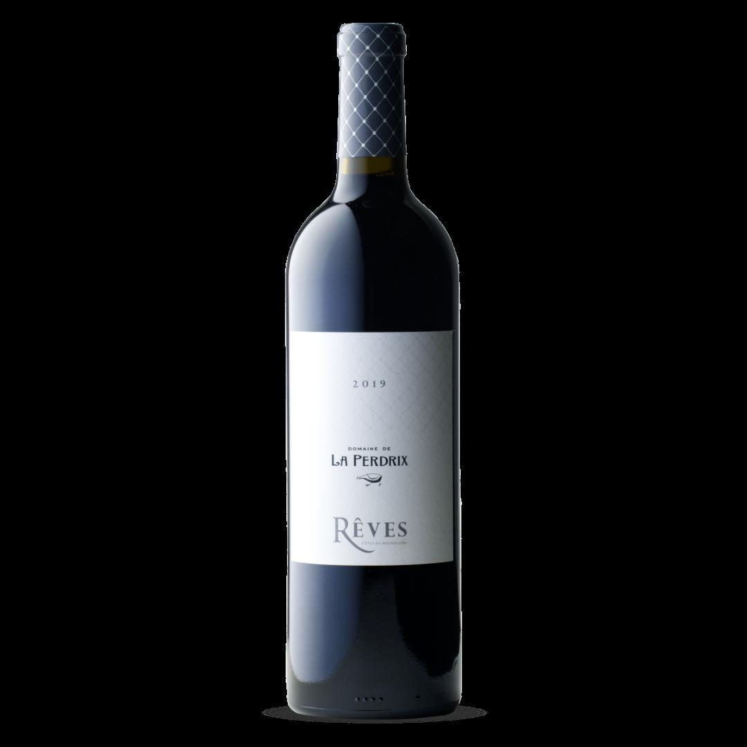 vin rouge reves domaine de la perdrix