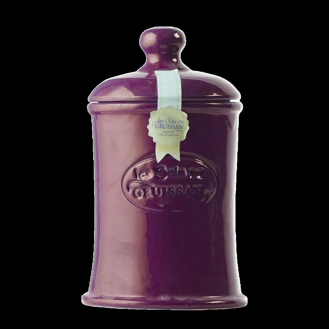 Les sels de Gruissan violet