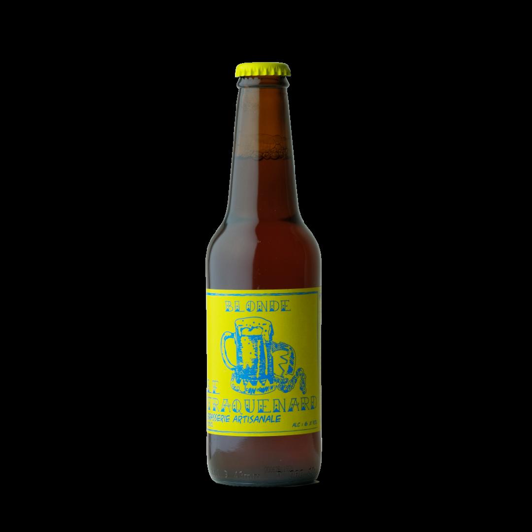 biere blonde le traquenard brasserie artisanale