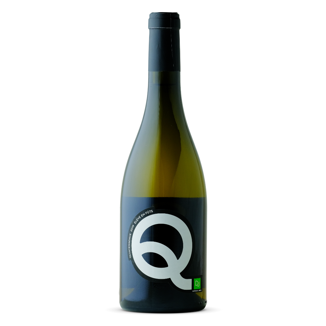 vin blanc quintessence elevé en futs domaine deprade jorda