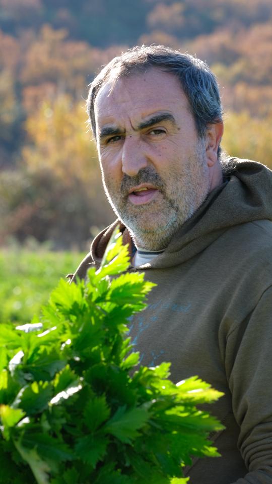 Denis Noé agriculteur