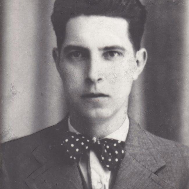 Paul Ey 1er president de la coopérative ceret primeur