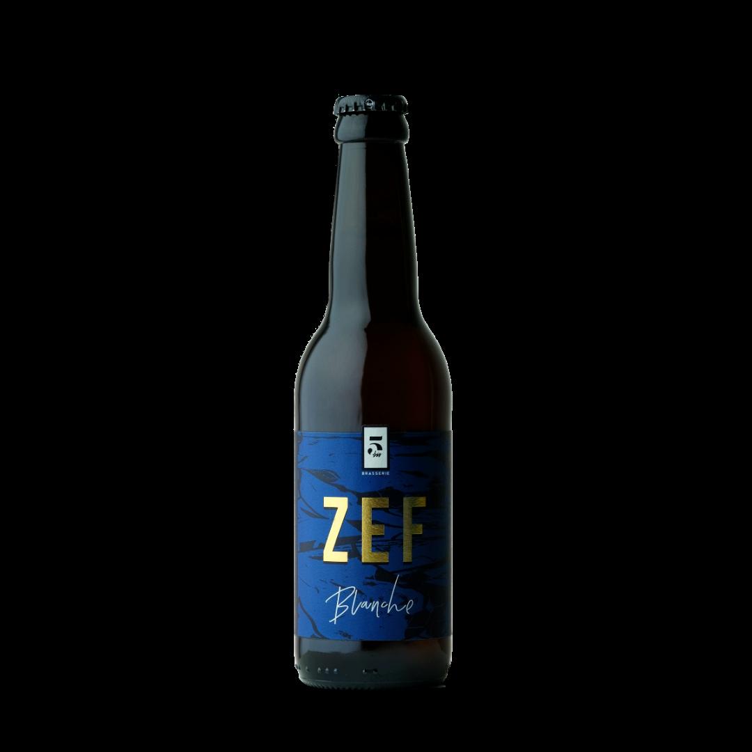 biere ZEF blanche