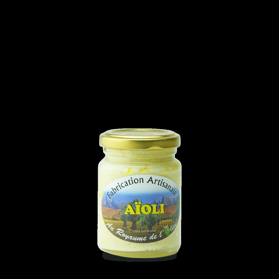 au royaume de l'olive aioli fabrication artisanale