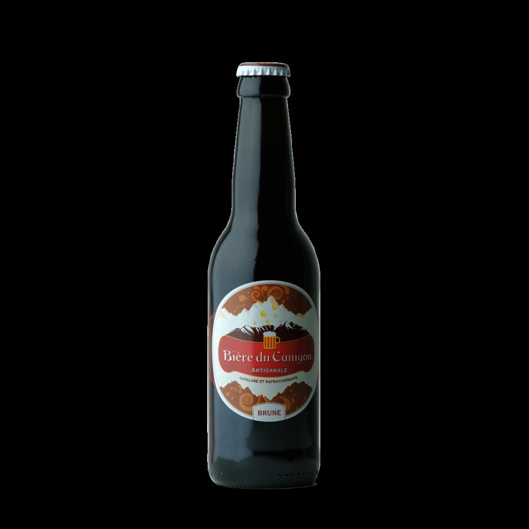 bière du canigou brune 33cl