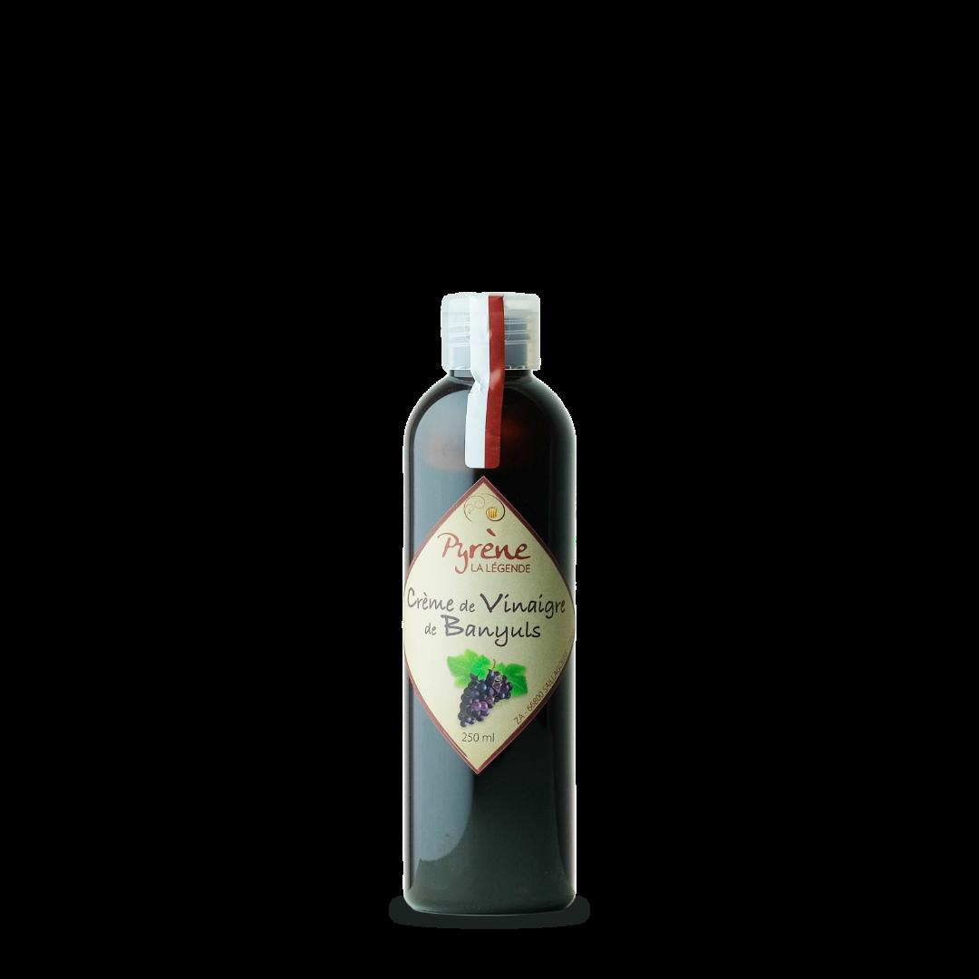 creme de vinaigre de Banuyls La légende Pyrène