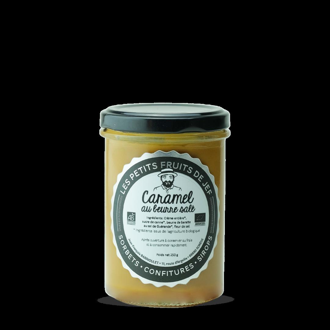 les petits fruits de jef caramel au beurre salé