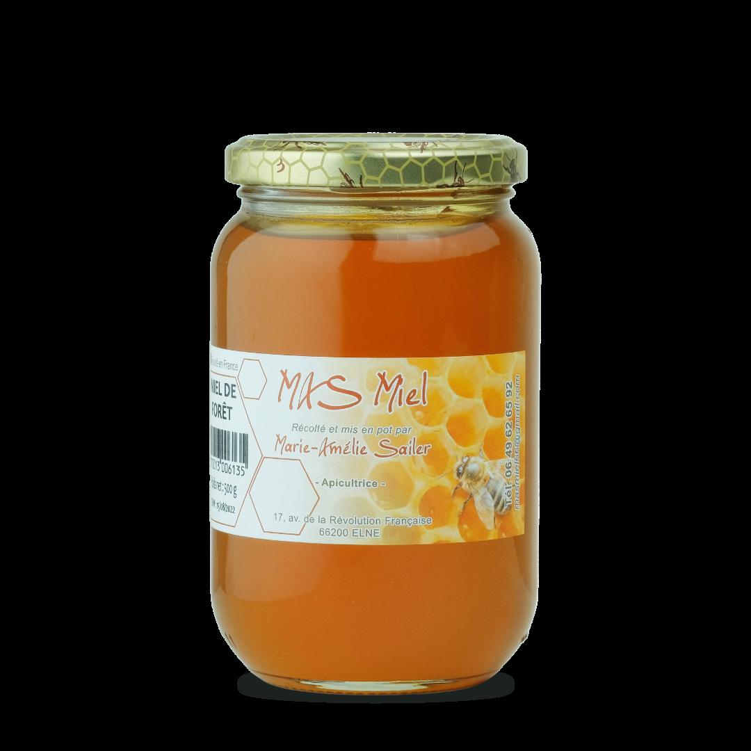 miel de foret mas miel 500 g