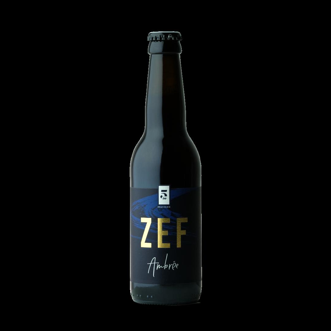 Biere ZEF Ambrée