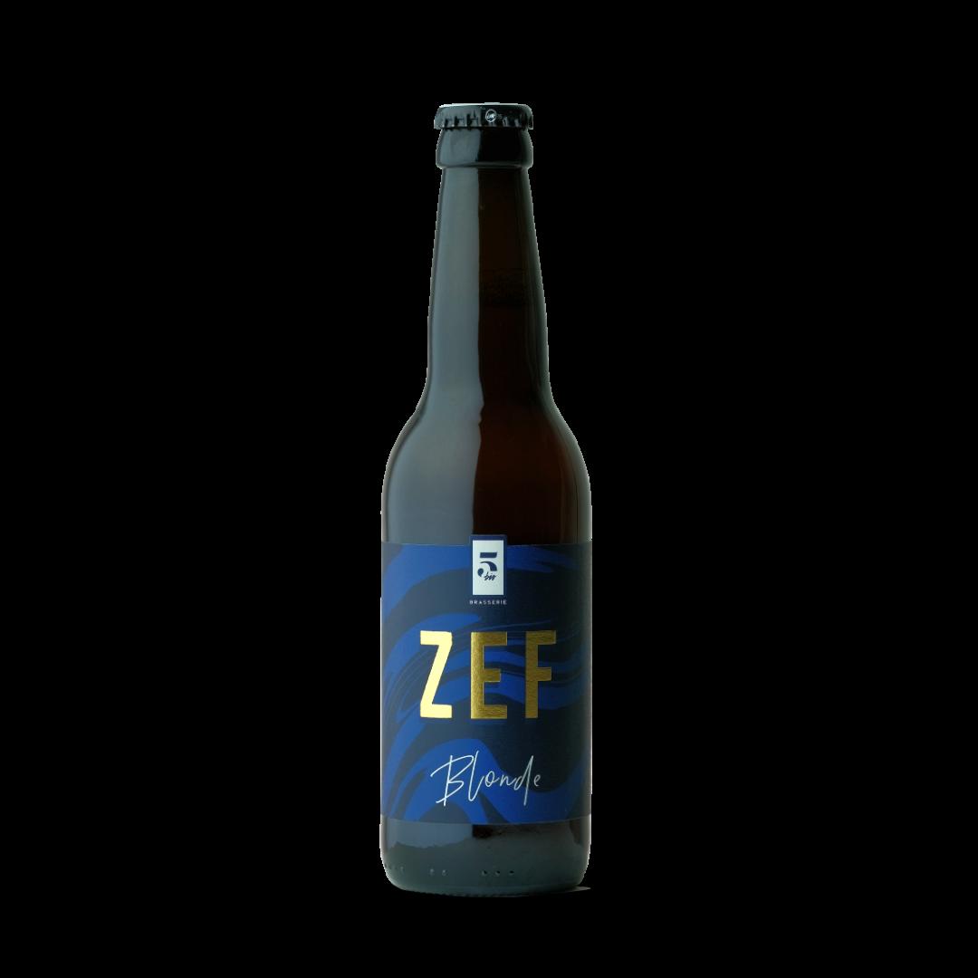 Biere ZEF Blonde