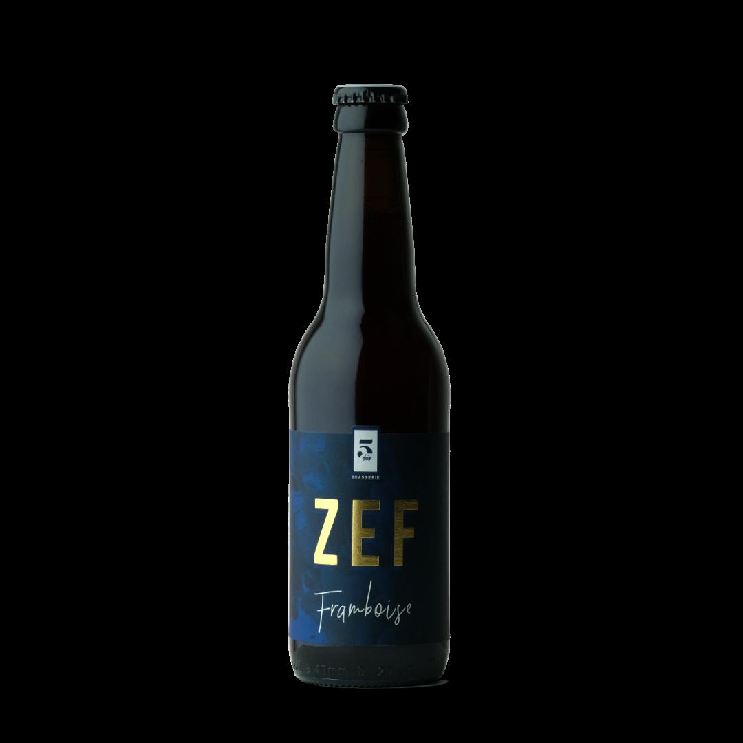 biere ZEF Framboise