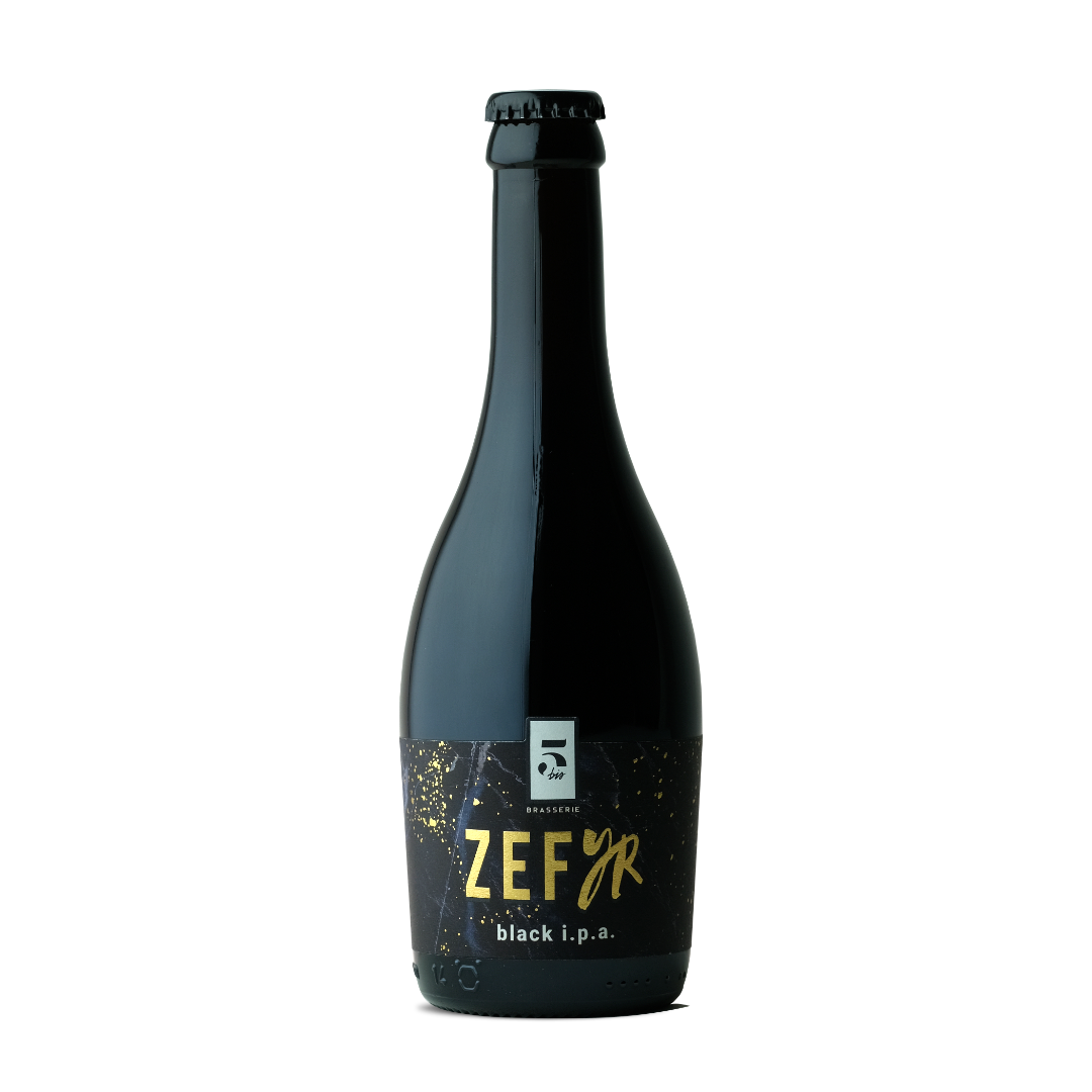 bière zefyr black i.p.a brasserie 5 bis