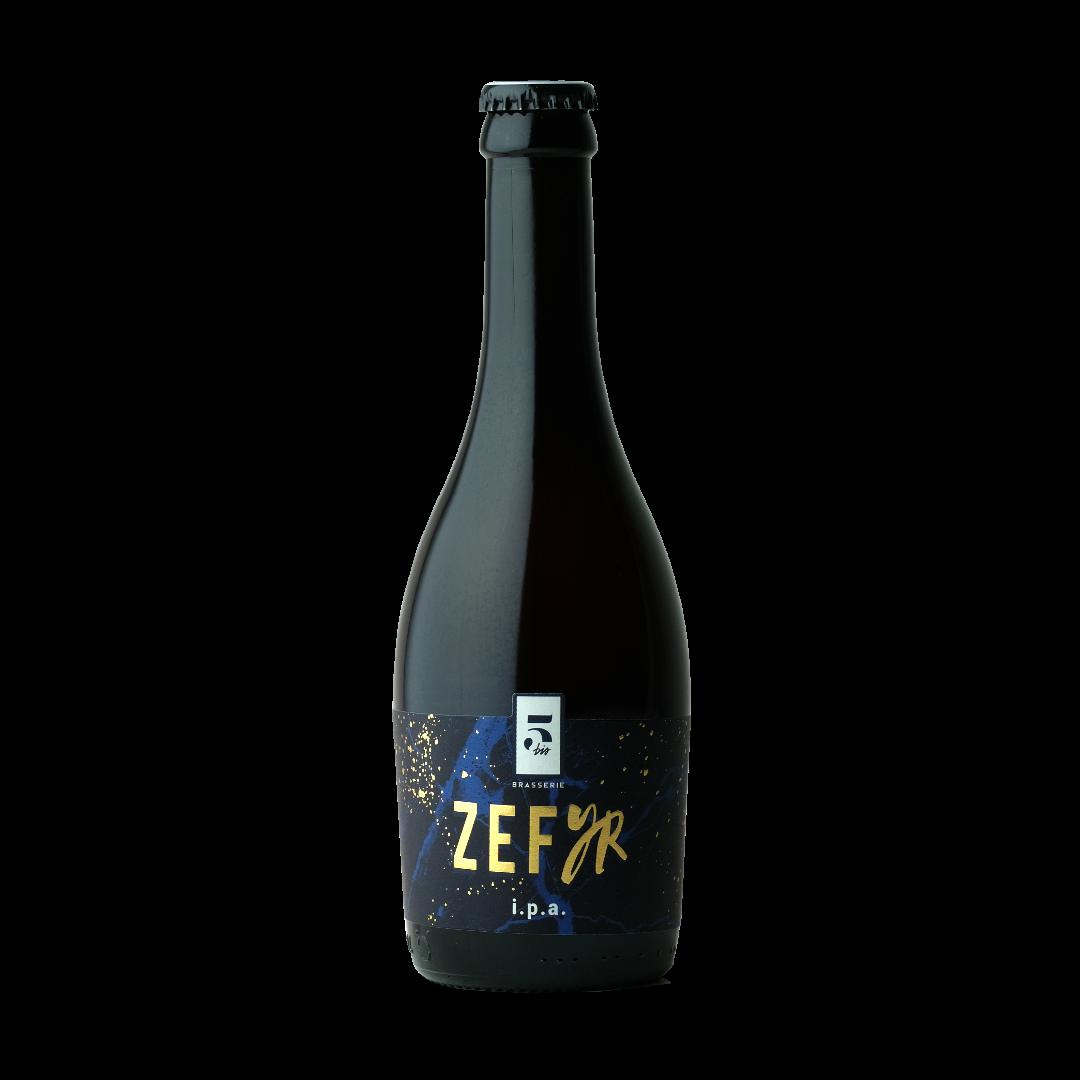 bière zefyr i.p.a brasserie 5 bis