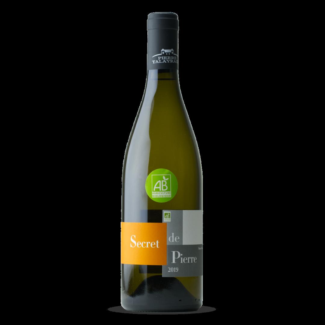 vin blanc secret de pierre pierre talayrach