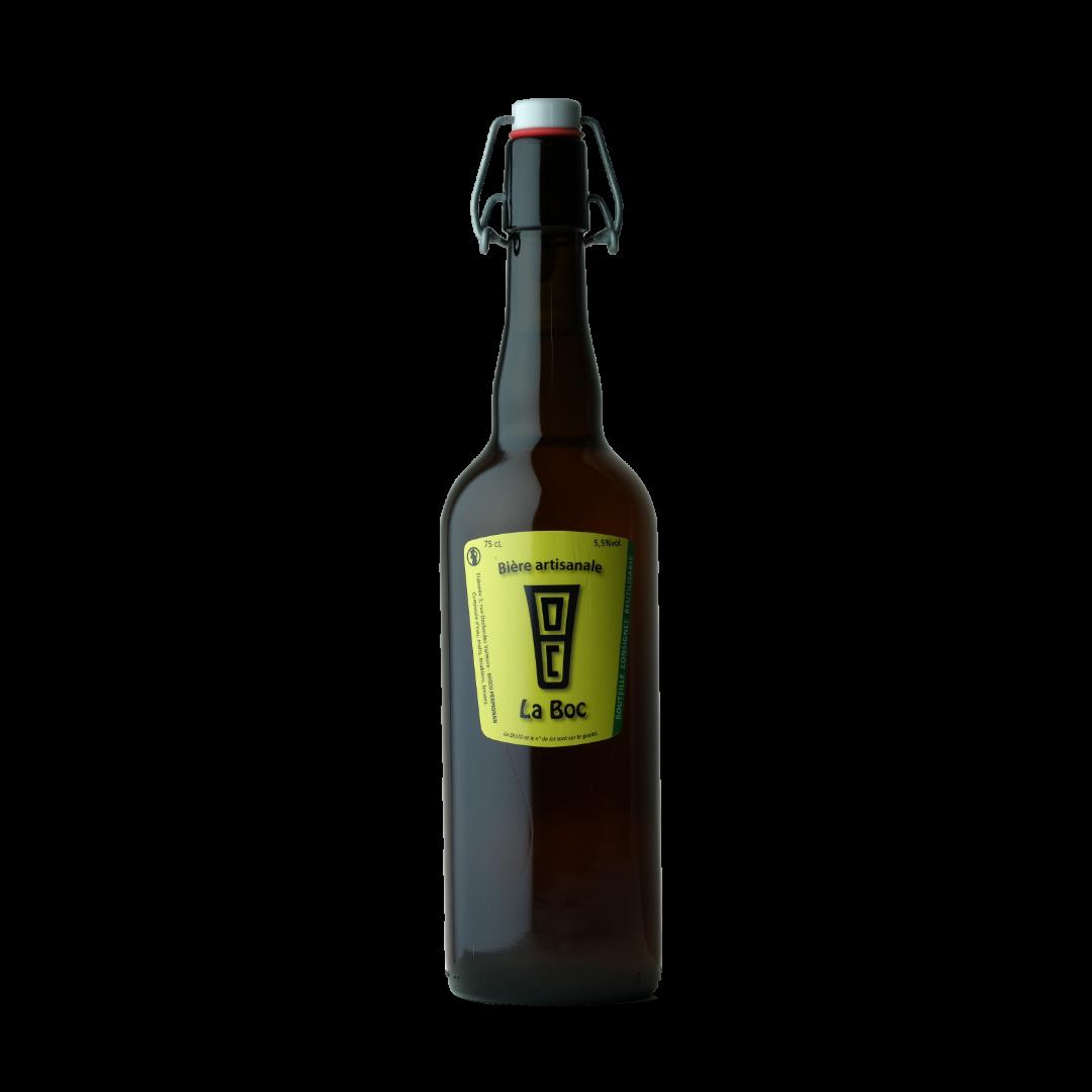 Bière La Boc Blonde 75cl