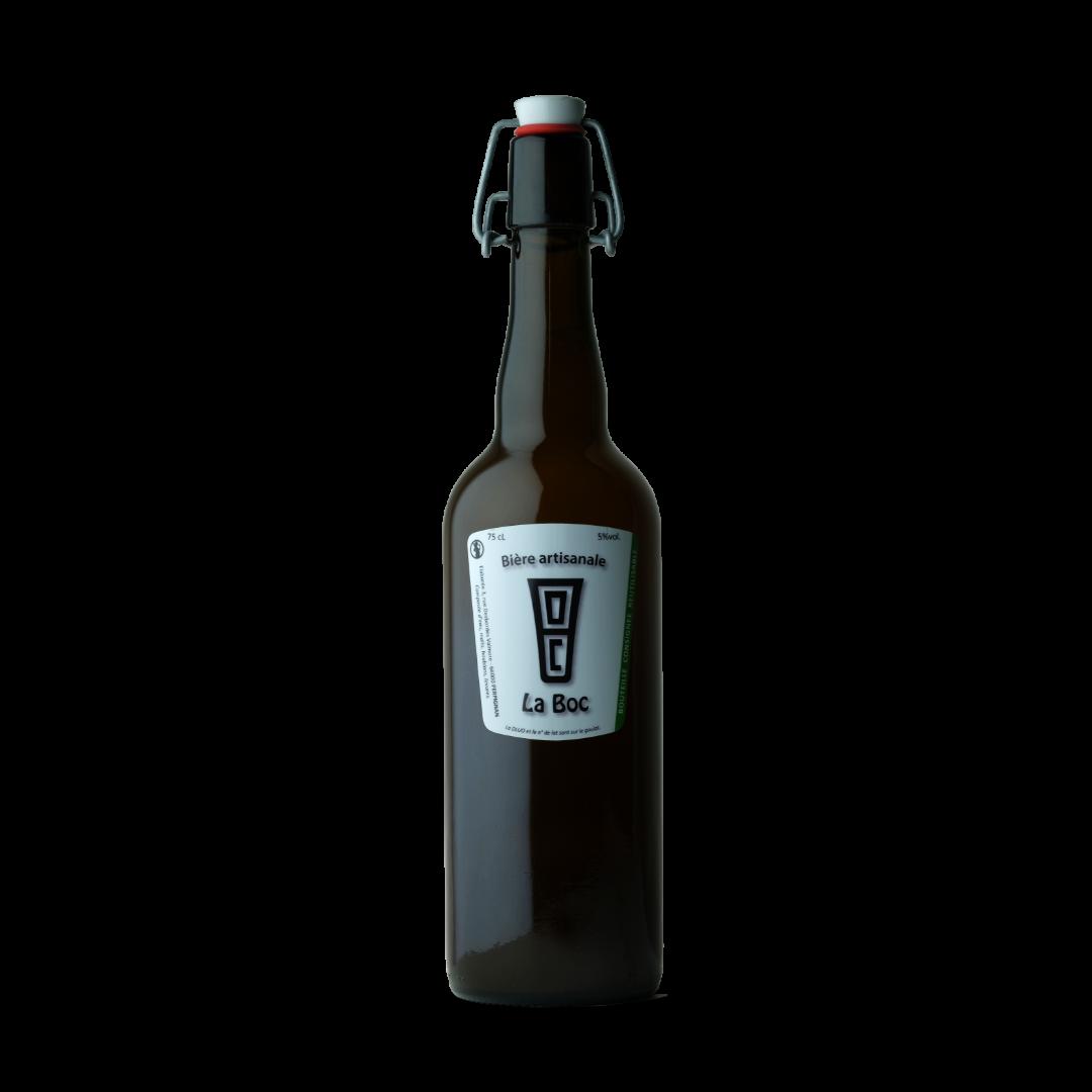 Bière La Boc Blanche 75cl