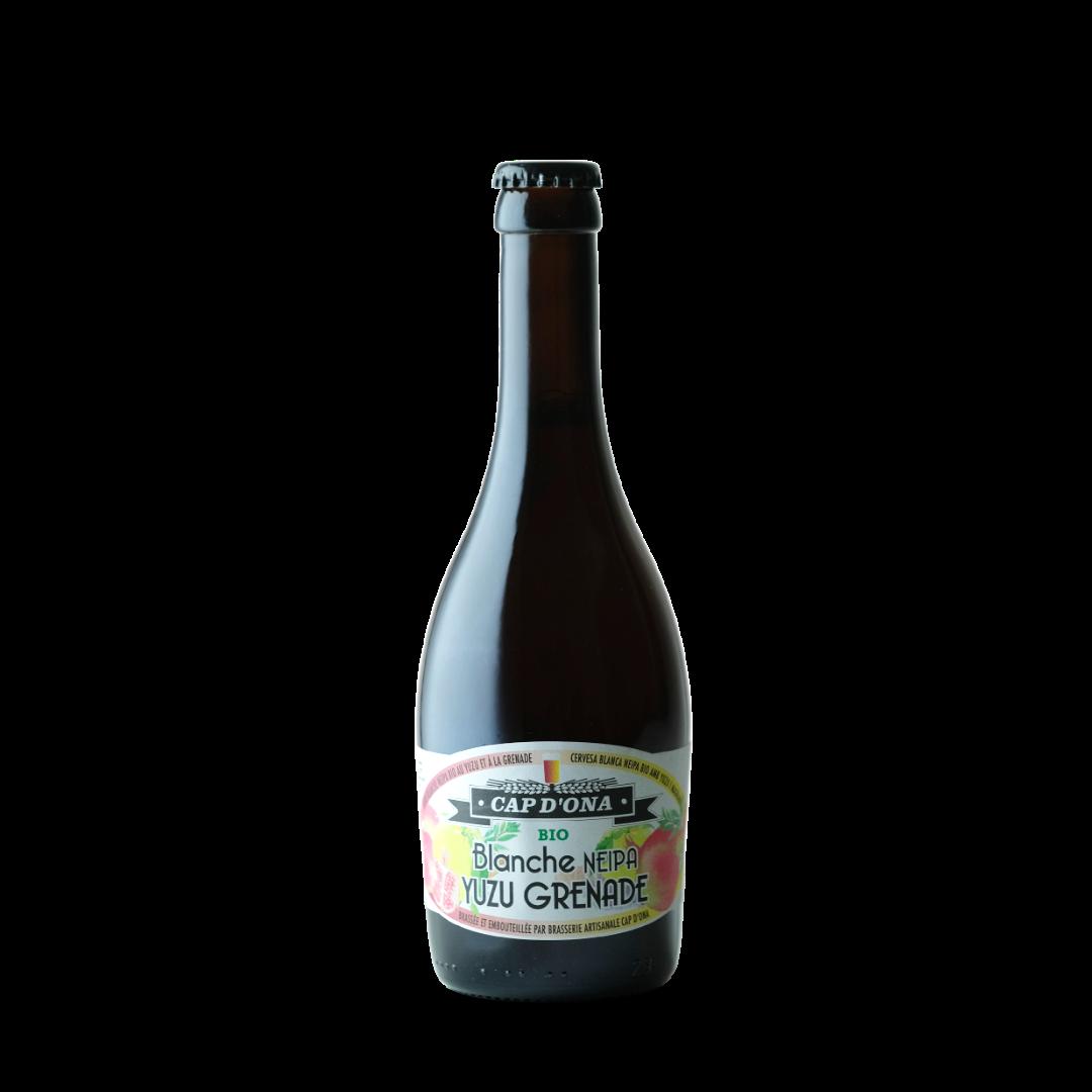 Bière Yuzu grenade cap d'ona 33cl