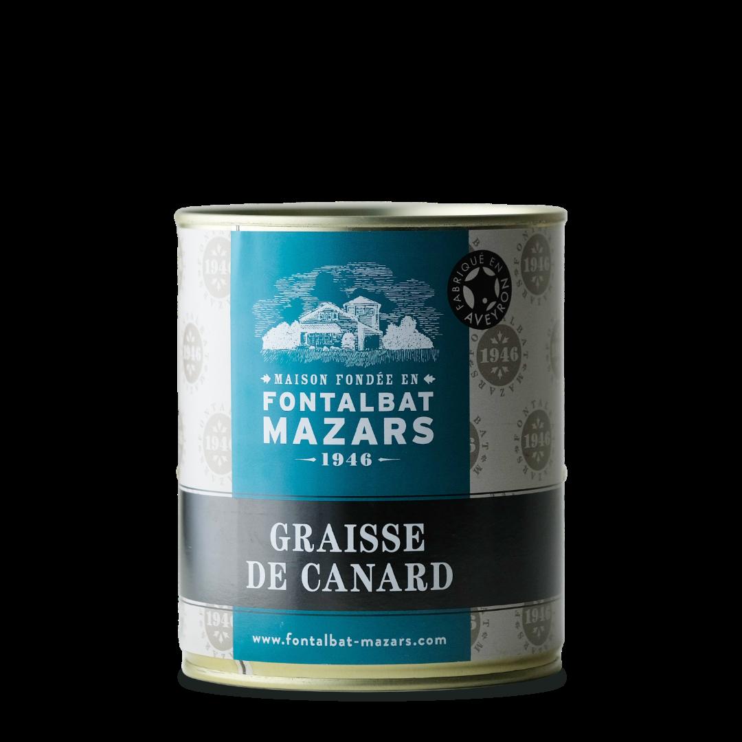 Graisse de Canard Fontalbat Mazars