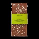 chocolat lait amandes nougalet